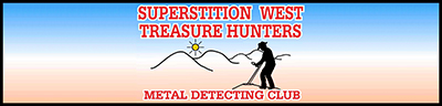 Superstition West Treasure Hunters Logo